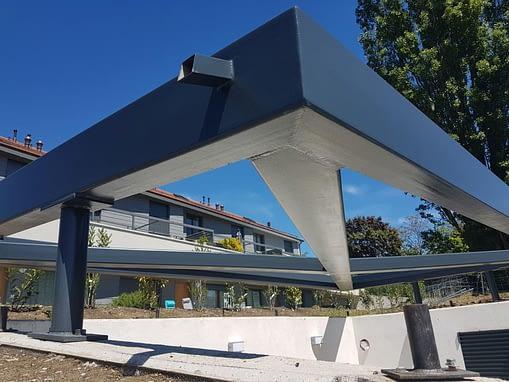 Construction métallique Lausanne Vaud EFIRA Sàrl